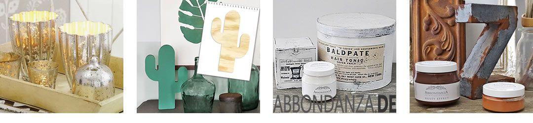 Dekorieren, Schablonen, DIY-Kits